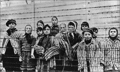 Исследования Холокоста: Травма передается по роду